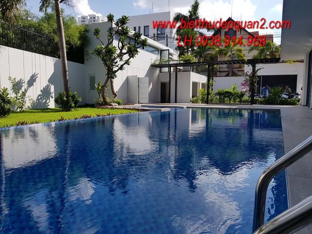 Biệt thự Quận 2/Biệt thự Thảo Điền bán giá 14 tỉ
