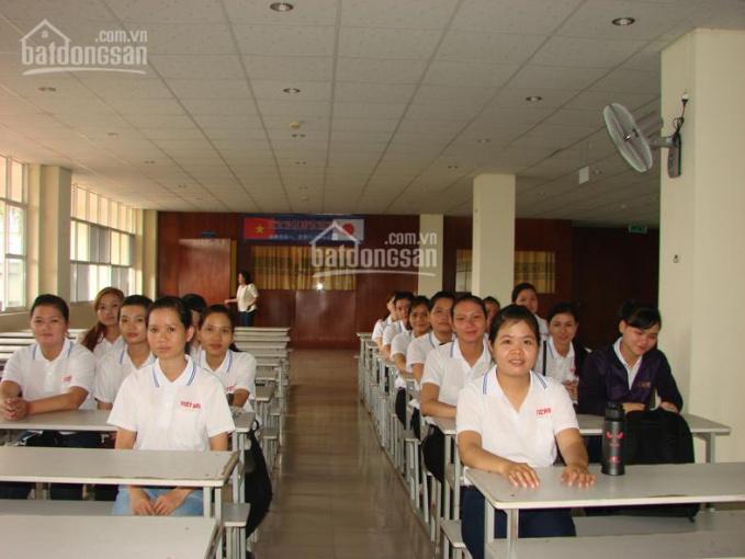 Cho thuê tổ hợp khuôn viên & trường học dạy nghề mặt tiền đường Lê Thị Riêng, P. Thới An, Quận 12