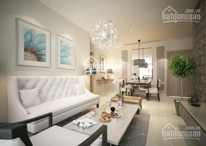 Cần bán căn hộ Vinhomes Central Park 1PN full nội thất Smart Home, DT: 50.5m2, giá 3.3 tỷ