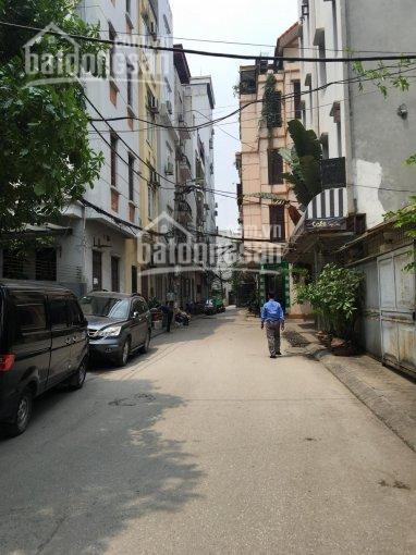 Bán gấp 162m2 nhà phố Quan Hoa, Nguyễn Khánh Toàn, HN ngõ 7m ô tô vào, 72tr/m2, 0912777766