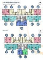 Bán chung cư The Terra An Hưng - Hà Đông. Căn góc 2111 tòa V3, giá 2.53tỷ bao sang tên HĐMB