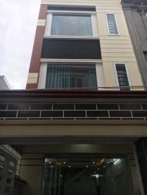 Bán nhà 2MT hẻm xe hơi 45/45 Nguyễn Văn Đậu, P. 6, Bình Thạnh. 5,5x14m 3 tầng, giá 8,1tỷ 0908014140