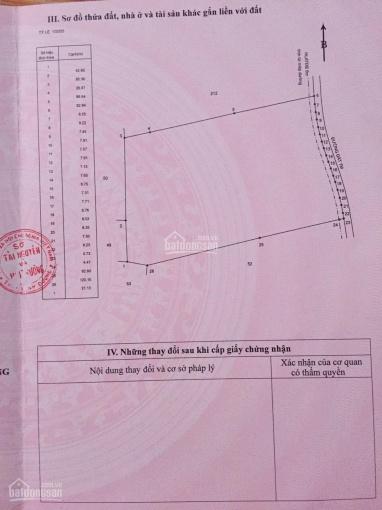 Bán đất ấp 2 xã Trừ Văn Thố, cách ĐT 750 1km