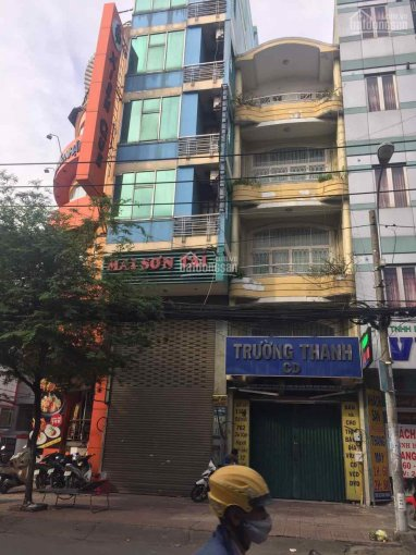 Bán nhà mặt tiền đường Tân Thành ngay ngã 4 Thuận Kiều gần bệnh viện Chợ Rẫy. (8 x 28m)