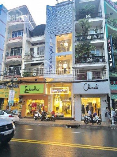 Bán gấp nhà mặt phố Nguyễn Ngọc Lộc - Ngô Quyền, P 14, Quận 10. Nhà 3 lầu, 12.6 tỷ TL