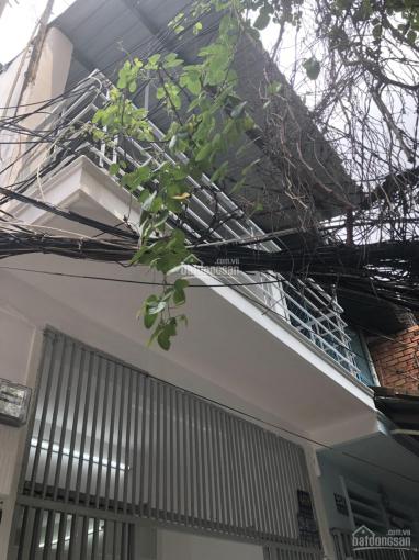 Nhà 1 trệt 1 lầu, phường 12, quận Bình Thạnh, (3,5m x 8,5m) bán 1 tỷ 650tr
