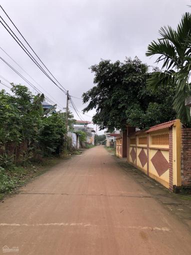 Bán đất khu CNC Hòa Lạc thôn 1, xã Tân Xã, Thạch Thất. DT: 120m2, đường nhựa 5m, giá 8 triệu/m2