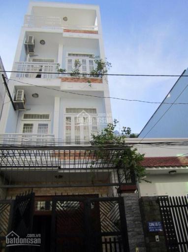 Nhà HXH Phan Bội Châu, P2, 5x20m, hầm + trệt + 2 lầu + ST + 12 tỷ
