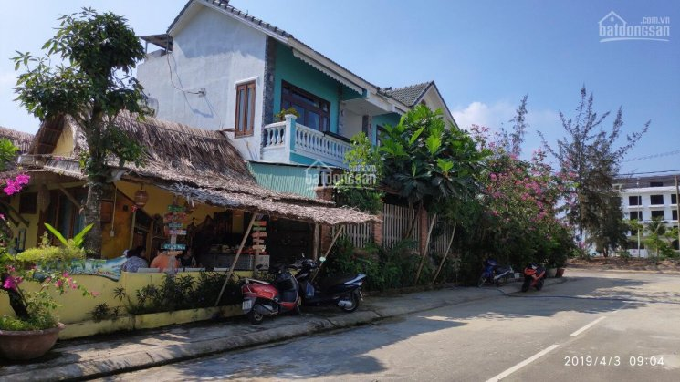 Bán gấp giá NÓNG nhà mặt tiền đường Nguyễn Phan Vinh 1 trệt, 1 lầu, ngay bãi biển An Bàng, Hội An