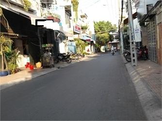 Bán nhà hẻm vip 6m thông Tân Hương, Tân Phú, diện tích 4,5x15m, đúc 4 tấm mới toanh ảnh 0