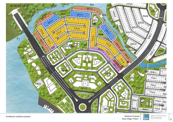 Biệt thự sông Đồng Nai, xã Long Hưng, đối diện Vincity Quận 9, trả góp 4 năm 0% lãi suất