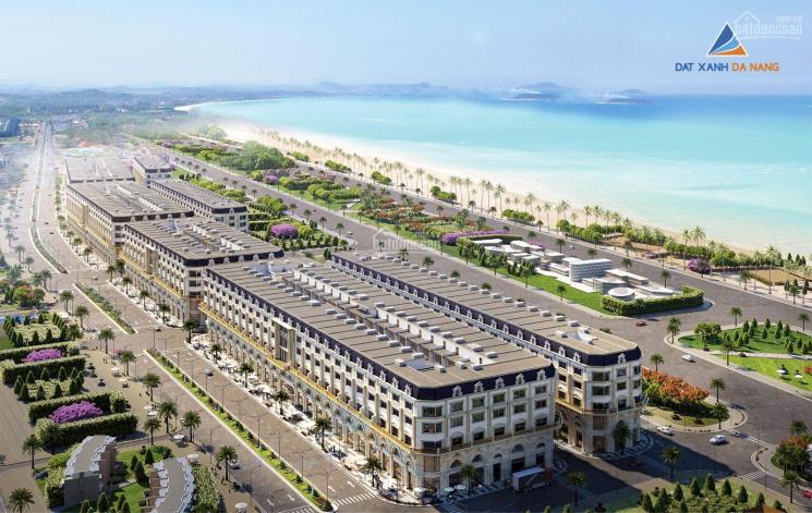 Bán shophouse mặt biển dự án La Maison Premium mặt đường Hùng Vương 50m, TP. Tuy Hòa, LH 0918666955