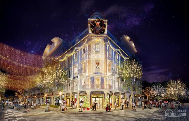 Nhà phố liền kề suất ngoại giao tại trung tâm thành phố Hạ Long - 1350m2 căn góc, giá hấp dẫn