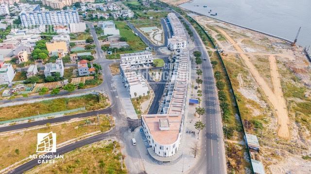 Nhà phố trung tâm Đà Nẵng, kề sông gần biển, độc tôn ven sông Hàn, cam kết cho thuê 699.9 tr/năm