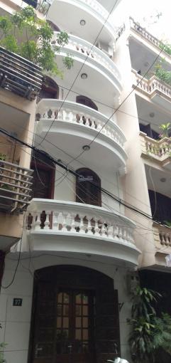 Cho thuê nhà riêng phố Lý Nam Đế, 62m2, 4 tầng, ô tô đỗ cửa ngõ 7m, có sân để ô tô