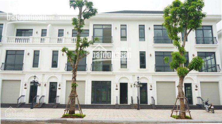 Cho thuê shophouse 120m2, Vinhome Green Bay Mễ Trì giá 50tr/tháng