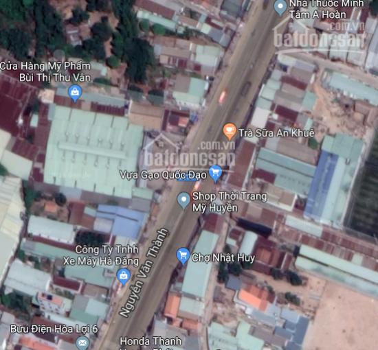 345m2 lô góc mặt tiền kinh doanh siêu thị Simmax, đường ĐT 741, ngay chợ Nhật Huy