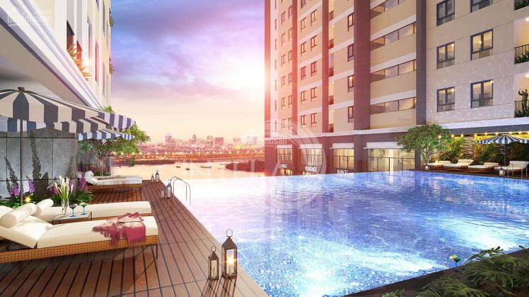 0933366072 bán căn hộ cao cấp Sài Gòn Intela Bình Chánh, giá chỉ từ 23,9 tr/m2, căn 2-3 PN