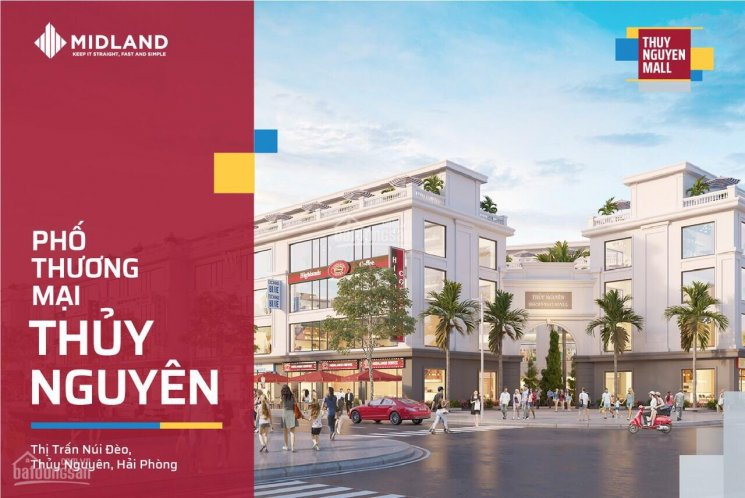 Nhận đặt chỗ trung tâm thương mại Thủy Nguyên Mall, chợ Núi Đèo Hải Phòng, LH: 0973 873 798