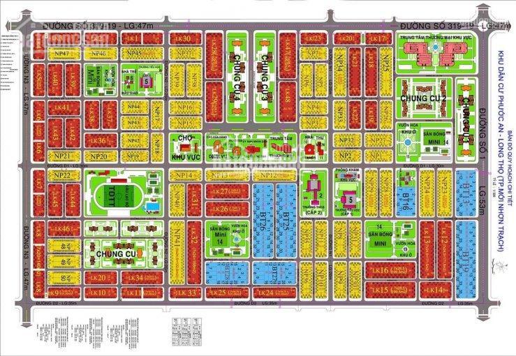 Chuyên nhận ký gửi mua bán nhanh dự án HUD - XDHN, nhiều lô giá rẻ hơn thị trường, LH: 0938.253.386