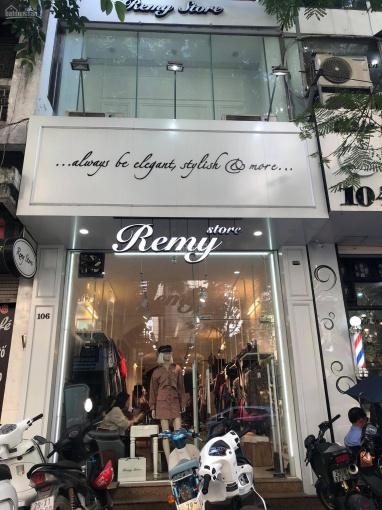 Cho thuê cửa hàng mặt phố vị trí cực đẹp phố Nguyễn Hữu Huân. Diện tích 35m2, MT 3.5m