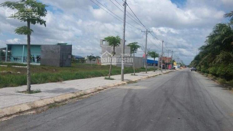 Bán đất dự án Bella Vista liền kề thị trấn Củ Chi, DT 5x20m đường 21m, giá 720tr. LH 0931483858