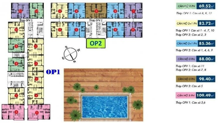 Hàng hot tại Orchard Park View, chỉ có 7 căn duy nhất hàng độc quyền. LH: 0902667912 chọn căn