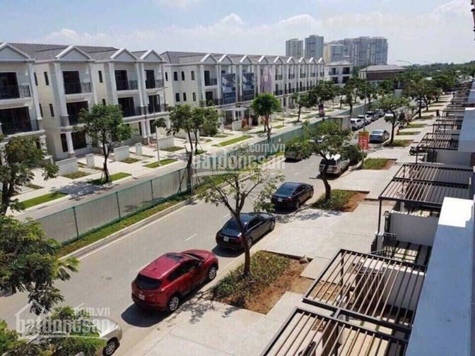 Bán biệt thự Lavila huyện Nhà Bè, mặt tiền đường, giá 8.3 tỷ dãy BN