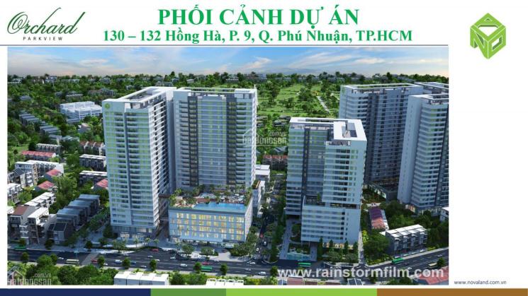 Bán căn hộ CC Orchard Park View, 83m2, tầng trung, View Tây Nam, 3.9 tỷ bao hết, LH 0911 63 44 99