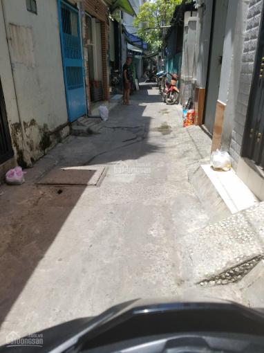 Cần bán nhà hẻm 3m đường Nguyễn Đình Chiểu, P4, Q3 DT: 4.2*7m (CN 28m2). Giá: 3.95 tỷ