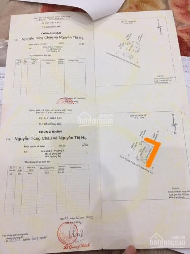 Cần tiền bán gấp căn nhà cấp 4 mặt tiền đường Hai Bà Trưng, thành phố Đông Hà