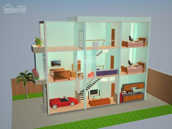Chỉ 2tỷ9 có ngay căn nhà 1 trệt 2 lầu tại Phú Hữu, Quận 9, diện tích 56m2. Liên hệ 0976898104