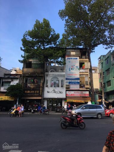 Sản phẩm khan hiếm: Mặt tiền Lê Hồng Phong, 4 tầng, ngang 4,5m, giá 13,7 tỷ