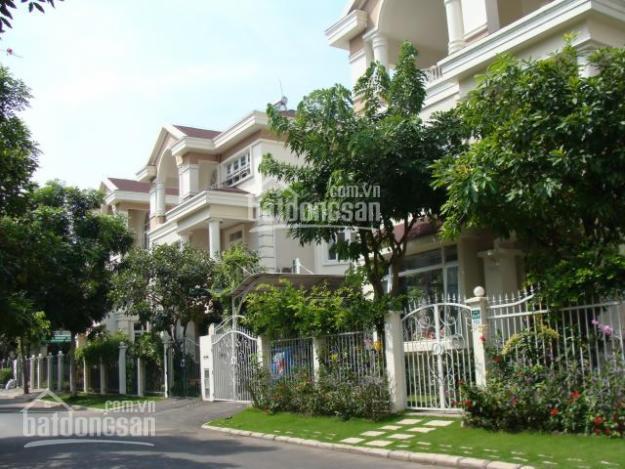 Tôi cần bán nhanh căn biệt thự phố vườn Mỹ Phú 3 với 140m2, nhà có nội thất đầy đủ. LH 0912183060 ảnh 0