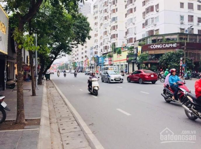 Nhà mặt phố Phạm Ngọc Thạch, 2 mặt tiền cực đẹp và cực hiếm, hè rộng, 65m2,  MT 5.5m, 13,8 tỷ