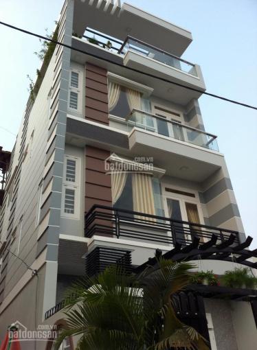 Bán nhà mặt tiền đường Trần Quang Cơ, Tân Phú - DT 4 x 19m, nhà 3 tấm, giá 7.9 tỷ ảnh 0