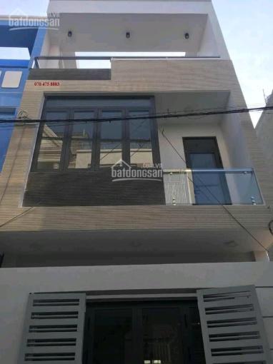 Nhà mới cần bán gấp ngã 4 Gò Mây, Bình Tân