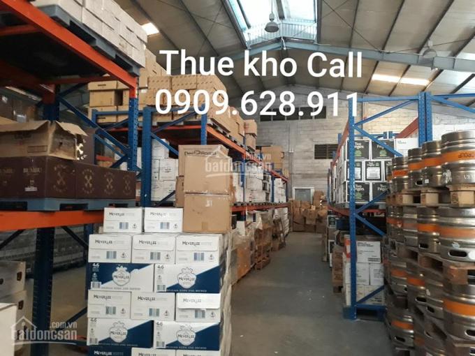 Thuê kho nhỏ quận 7, TPHCM DT 100m2, kho chung hoặc kho riêng tự quản, LH 0938.628.911 ảnh 0