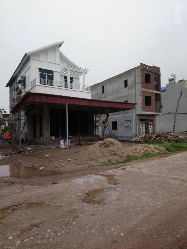 Bán đất trung tâm gần UBND xã Thường Thắng, mặt đường liên xã đang thi công mở rộng, giá 820 triệu