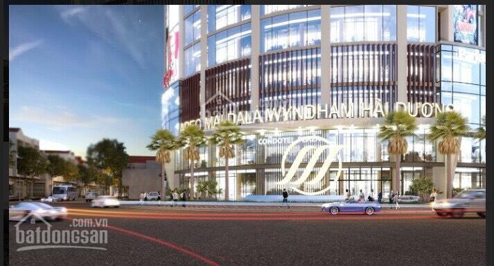 Ra mắt ki ốt sàn thương mại tòa khách sạn 5* dự án Apec Mandala Wyndham TP Hải Dương ngã tư Hải Tân
