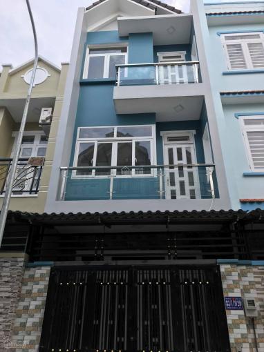Bán khu nhà mới xây xong hẻm thông 1 sẹc qua chợ Đường số 6, Bình Hưng Hòa B, Bình Tân, TP. HCM ảnh 0