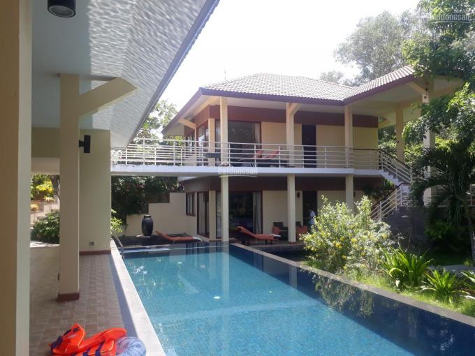 Bán resort mặt đường Nguyễn Thông, Hàm Tiến, Phan Thiết, có bãi biển, 12.000m2, 165 tỷ ảnh 0