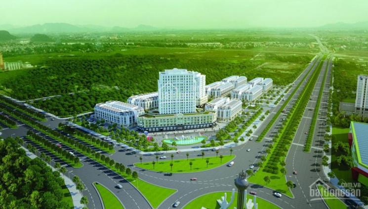 Cần bán lô góc dự án Eurowindown 3 Mặt tiền,2 vỉa hè đường đôi đi sang Trung tâm UBTP mới giá 6 tỷ