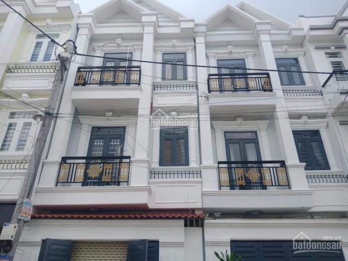 Nhà 1 trệt 2 lầu, 5x12m, Nguyễn Ảnh Thủ, ngã 3 Đông Quang, P. Hiệp Thành, Q. 12