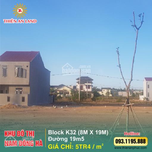 Khu Đô Thị Trung Tâm TP ĐÔNG HÀ [Giátừ 4,5 Triệu/m2]- Sổ hồng 100%, LH 093.1195.888