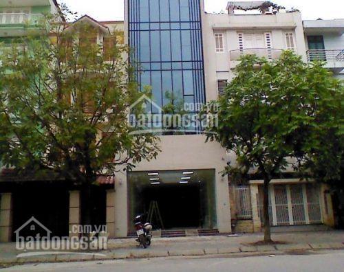 Bán nhà mặt phố Hàm Long, DT 247m, xây 120m2 x 6 tầng, giá 55 tỷ