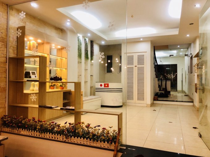 Cho thuê nhà liền kề 4.5 tầng làm văn phòng hoặc để ở tại KĐT Văn Phú - LH 0985511456 ảnh 0