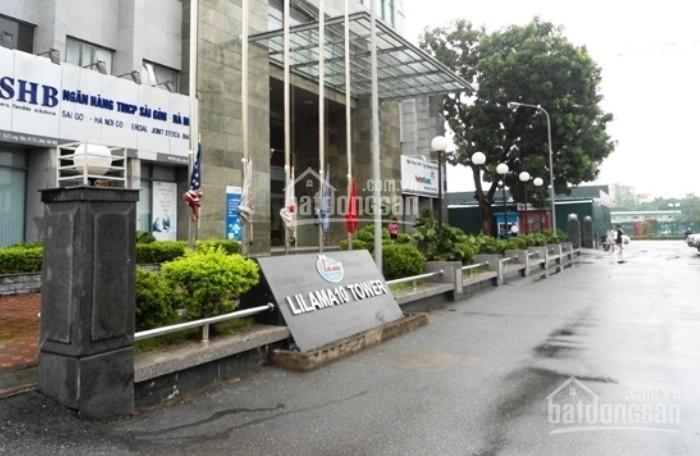 Cho thuê văn phòng quận Nam Từ Liêm tòa Lilama 10, DT 100 - 300m2, giá rẻ. LH: 0983.338.565
