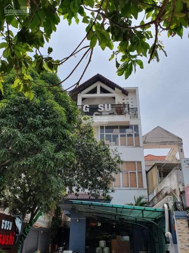 Bán nhà mặt tiền Quốc Hương, Thảo Điền, Q2, 9x30m, trệt 3 lầu, HĐT: 81tr/th, 45.9 tỷ, 0909779943