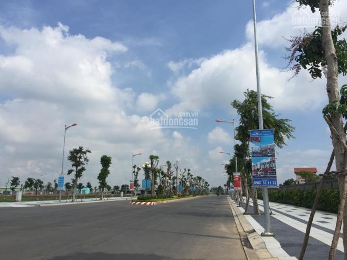 Bán đất chính chủ KDC ĐH Bách Khoa, Nguyễn Duy Trinh, Q9, giá 28tr/m2, đất có sổ, LH: 0931022221